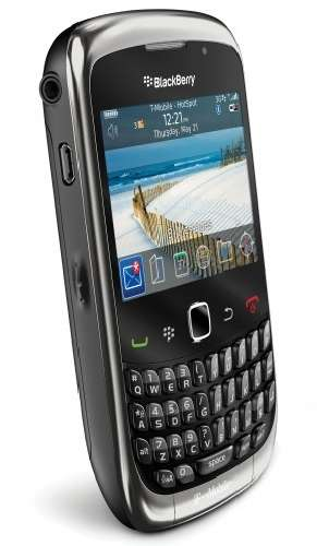 BlackBerry Curve 9300 graphite grey