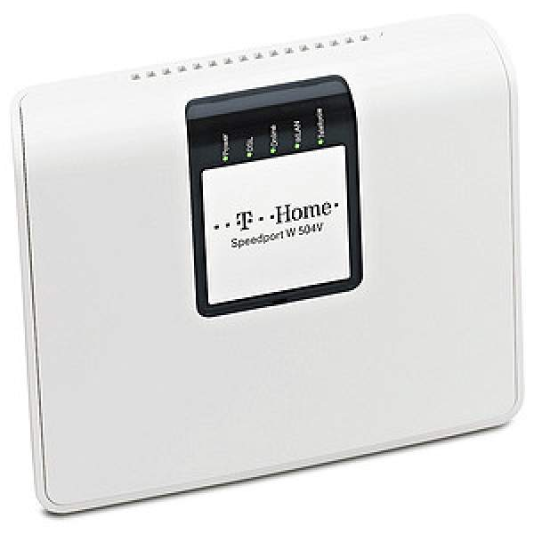 T-Mobile Speedport W504V