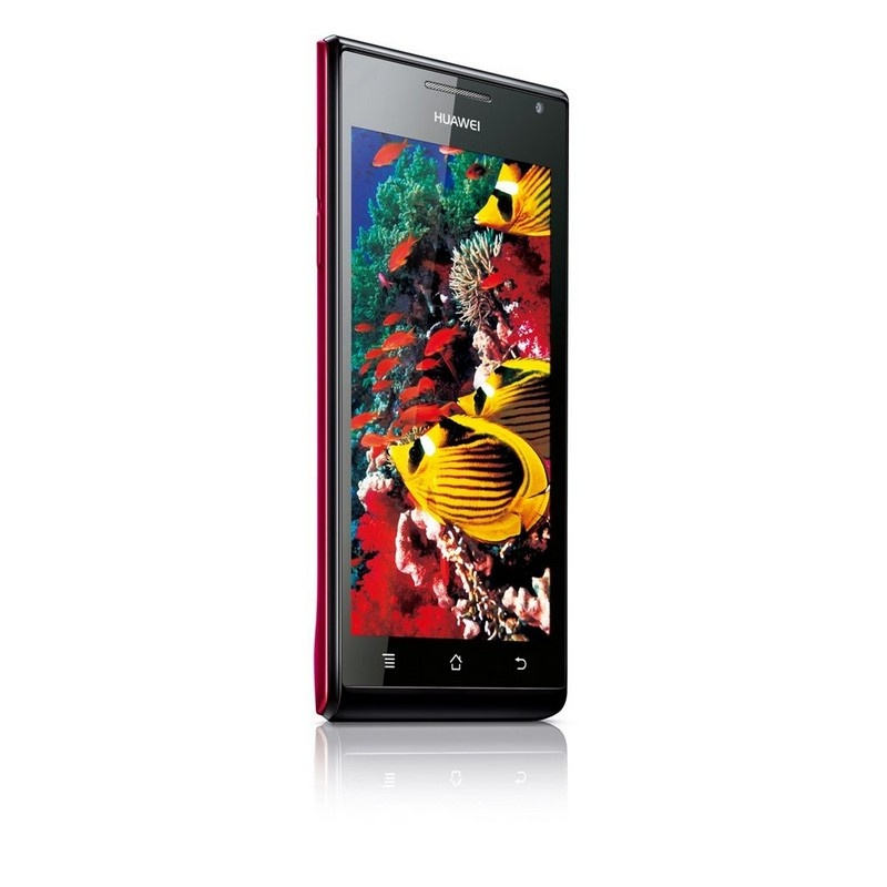 Huawei Ascend P1 rot